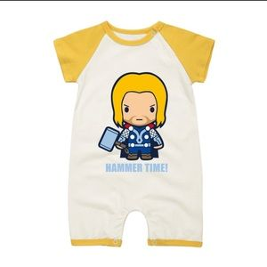 Other - Baby rompers Thor baby clothes